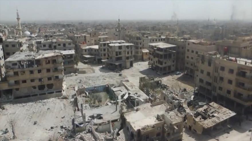 Siria sale victoriosa tras 10 años de guerra | HISPANTV