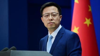 China promete responder nuevas sanciones de EEUU por Hong Kong