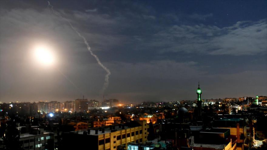 'Israel y terroristas se coordinan para prolongar la crisis siria'   HISPANTV