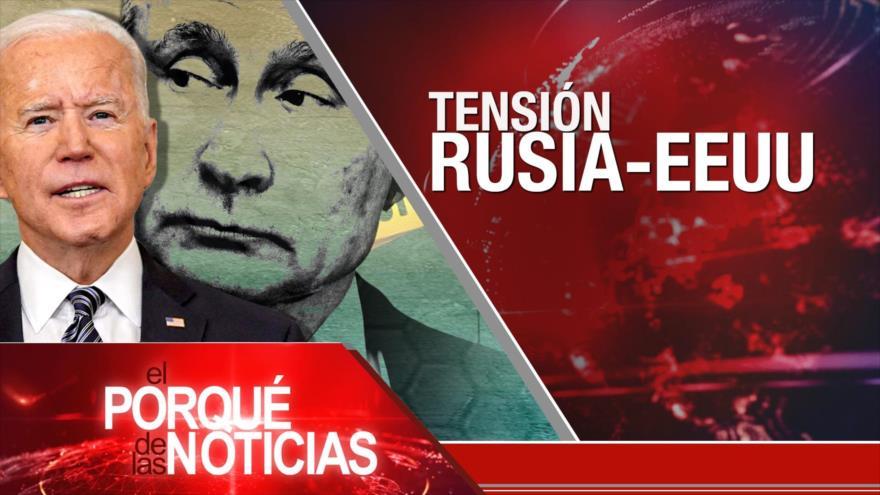El Porqué de las Noticias: Futuro del acuerdo nuclear. Tensión Rusia-EEUU. Denuncian crímenes de Estado de Haití