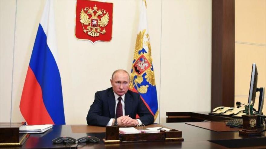 Putin a Biden: Asesino es el que acusa a los demás de serlo | HISPANTV