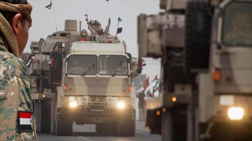 La retirada de las fuerzas emiratíes de Yemen.