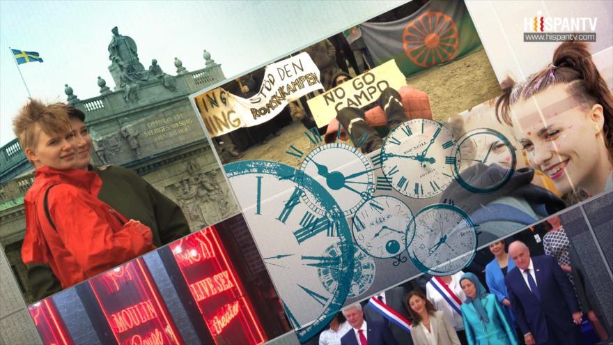 10 Minutos: Suecia: Derechos humanos