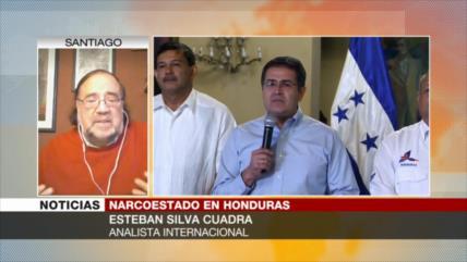 Silva Cuadra: vida política de Orlando Hernández depende de Biden