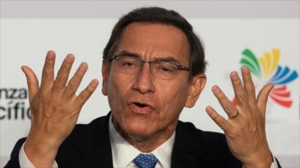 Jueza peruana rechaza cárcel para expresidente Vizcarra