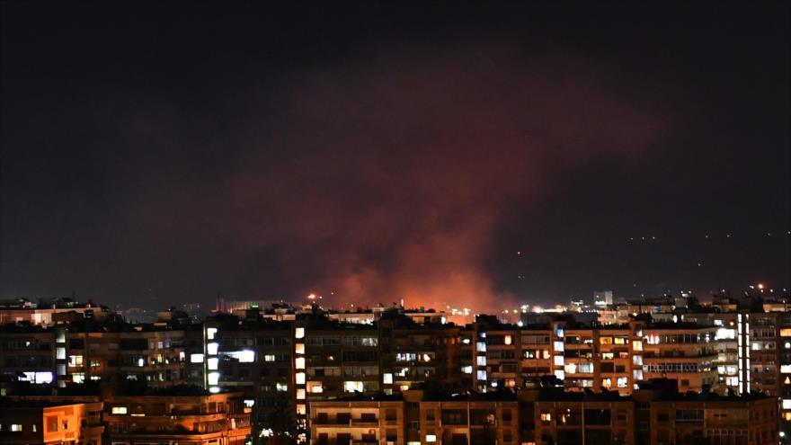 Siria denuncia agresiones de Israel en región con apoyo de EEUU | HISPANTV