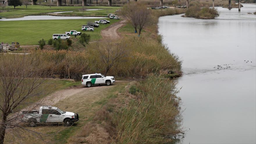 Vídeo: Policía fronteriza de EEUU no socorre a migrantes ahogados
