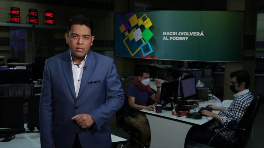 Buen día América Latina: Macri ¿Volverá al poder?