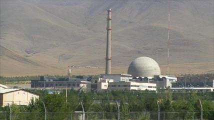 Irán efectúa pronto prueba en frío del rediseñado reactor de Arak