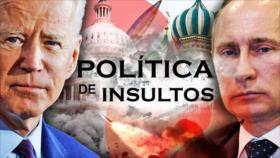 Detrás de la Razón: Cruce de palabras entre Biden y Putin alteran la relación diplomática