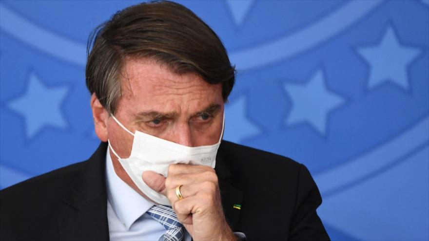 Fiscalía de Brasil exige apartar a Bolsonaro de gestión de COVID-19 | HISPANTV