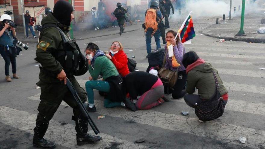 Sondeo: Juicio de Áñez, inicio de justicia para víctimas de golpe
