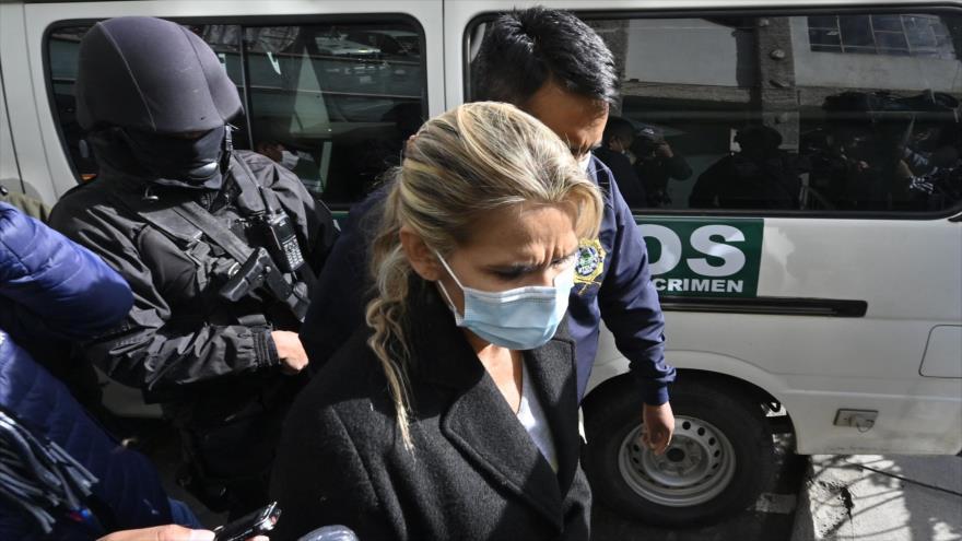 Justicia amplia prisión preventiva contra Áñez por riesgo de fuga | HISPANTV