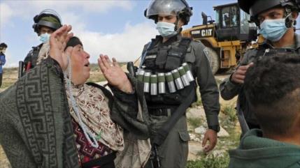 Israel sigue a ritmo acelerado demoliciones en Palestina ocupada