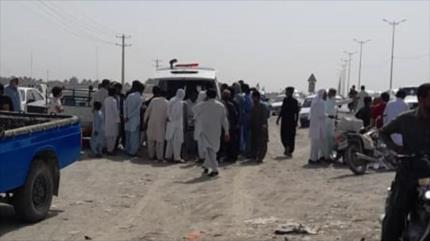 Un atentado terrorista deja una víctima mortal y 3 heridos en Irán