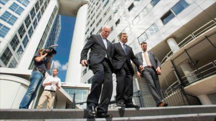 Israel anula pase de viaje a canciller palestino tras visitar CPI