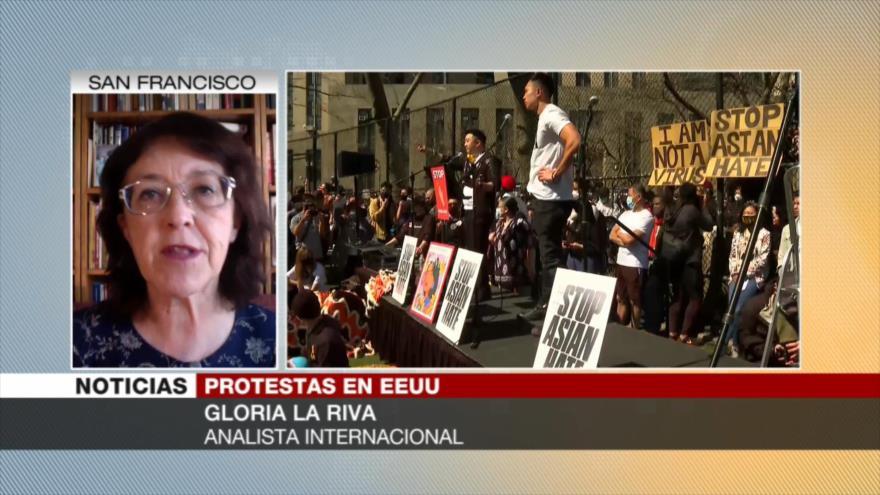 La Riva: El racismo en EEUU tiene raíz en el sistema capitalista | HISPANTV