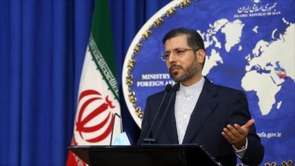 Irán rechaza acusaciones de Riad en nombre del CCG y pide diálogo