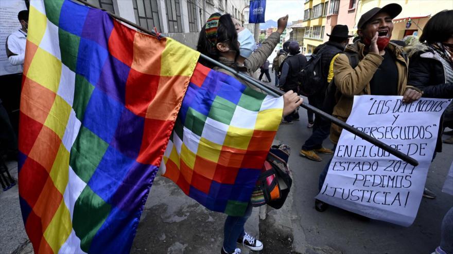 Buen día América Latina: Bolivianos piden justicia