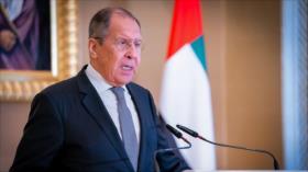 Lavrov asegura: No existe ninguna relación con la Unión Europea