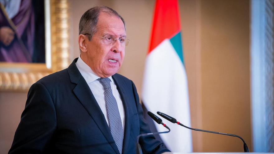 Lavrov asegura: No existe ninguna relación con la Unión Europea | HISPANTV