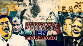 Detrás de la Razón: Arauz y Lasso cara a cara por Ecuador