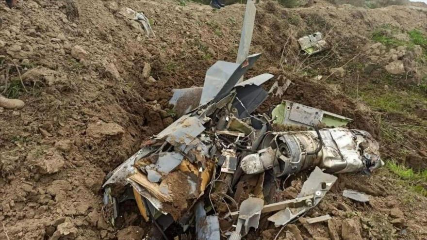 Derriban con un misil un dron del Ejército de EEUU en Irak | HISPANTV