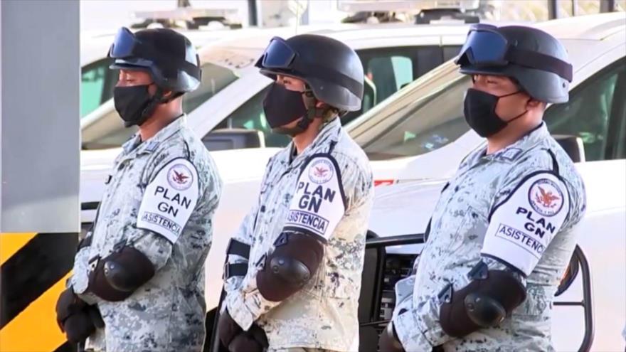 Matan a 13 policías en México, avanzan investigaciones