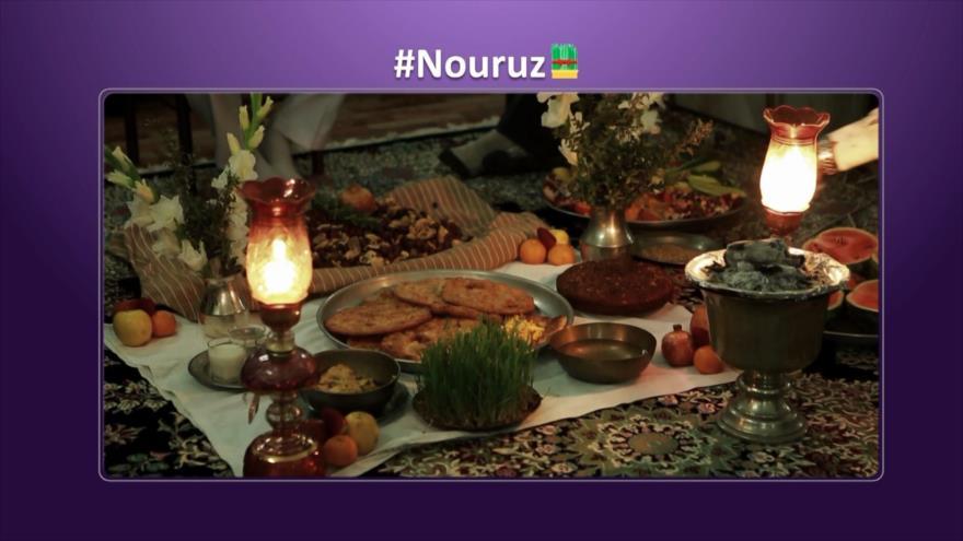 Etiquetaje: Irán celebra Noruz, el Año Nuevo persa