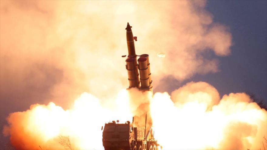 Corea del Norte lanza al menos dos misiles balísticos | HISPANTV