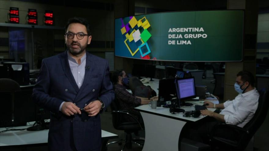 Buen día América Latina: Argentina deja Grupo de Lima