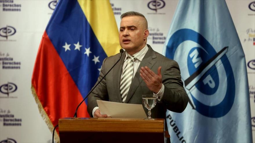 Venezuela abre pesquisa penal a Guaidó por secuestro de recursos