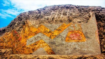 Hallan un templo de 3200 años en Perú de cultura Cupisnique
