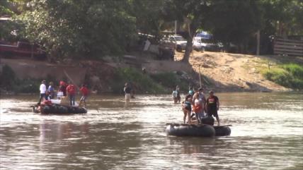 Niños son utilizados por migrantes para llegar a México