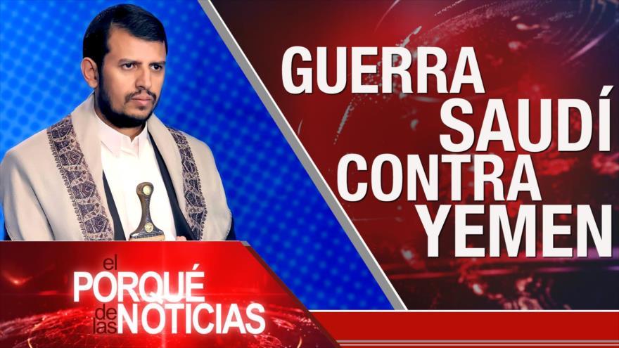 El Porqué de las Noticias: Agresión contra Yemen. Tensión Colombia-Venezuela. Protestas en Paraguay