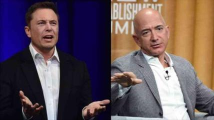 '50 personas más ricas de EEUU poseen más riqueza que 165 millones'