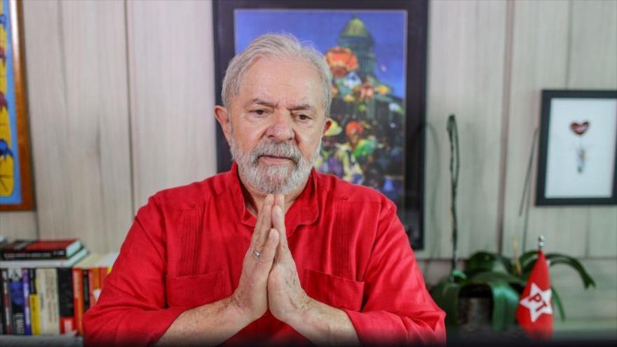 "Lula: Bolsonaro ha cometido ""mayor genocidio"" en Brasil por COVID-19 | HISPANTV"