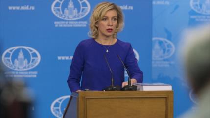"""Rusia arremete contra jefe de la OTAN y reprueba sus """"mentiras"""""""