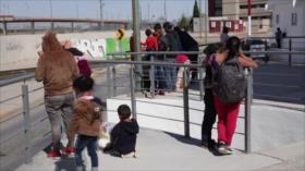 Presión migratoria en la frontera de Estados Unidos