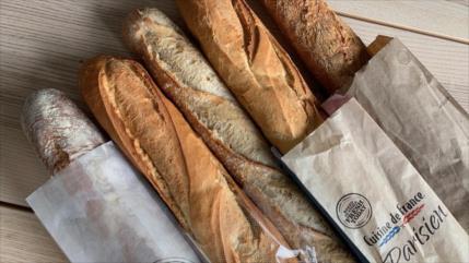La 'baguette' de Francia es candidata al patrimonio de la Unesco