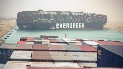 ¿Cómo afecta el bloqueo del canal de Suez al comercio mundial?