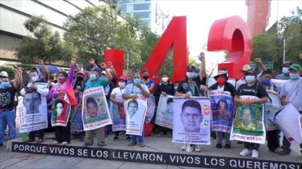 Gobierno mexicano redirige el caso Ayotzinapa