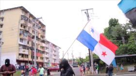 Panameños se muestran descontentos con su Gobierno