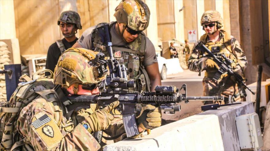 Parlamentarios iraquíes presionan para expulsar a fuerzas de EEUU | HISPANTV