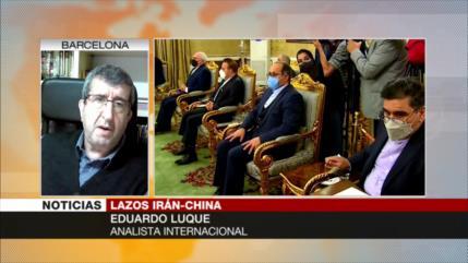 Luque: EEUU ya no puede con el Gobierno ni el pueblo de Irán