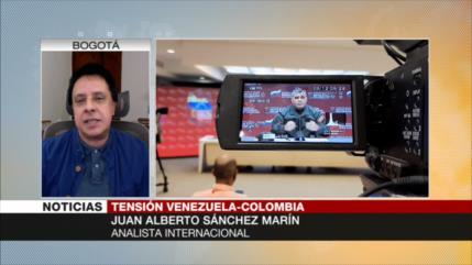 """""""Colombia hace vista gorda con actos terroristas contra Venezuela"""""""