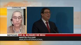 Pulgar: cubanos tienen una capacidad enorme de luchar contra EEUU