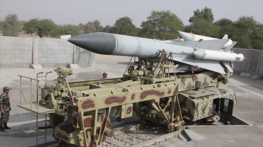 Un sistema de defensa de la Fuerza de Defensa Antiaérea del Ejército de Irán. (Foto: Aja.ir)