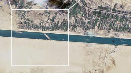 Irán propone alternativa 'rentable y de bajo riesgo' al canal de Suez