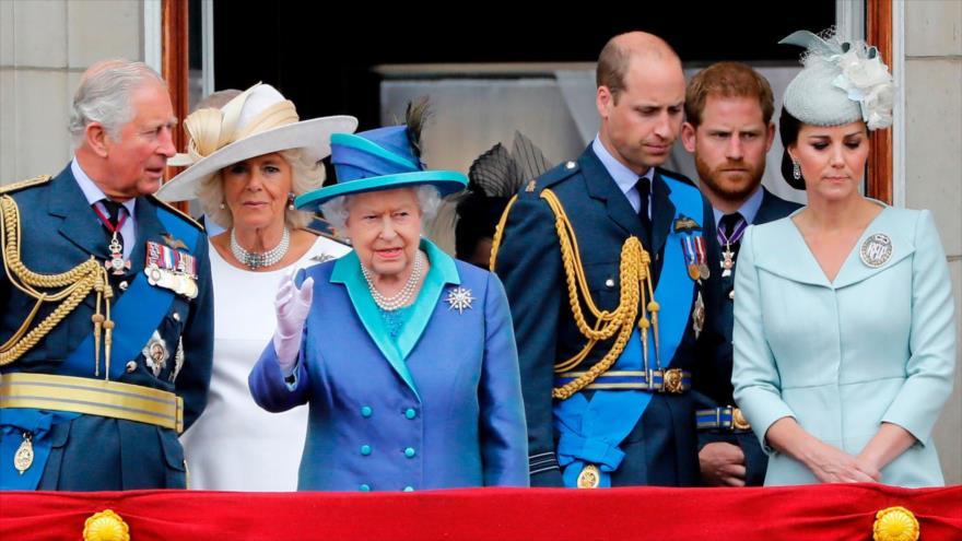 Sondeo: Minorías británicas creen que la familia real es racista   HISPANTV